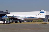ZS-BMH @ FAGM - Douglas DC-4-1009 [43157] (South African Airways Historic Flight) Johannesburg-Rand~ZS 21/09/2006