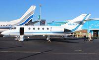 N999TH @ ORL - Falcon 200 at NBAA