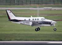 D-IHAH @ LFBO - Landing rwy 14R - by Shunn311