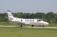 N48DK @ 3CK - Cessna 551 - by Mark Pasqualino