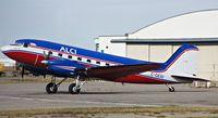 C-GEAI @ CYYC - ALCI Aviation, Basler BT-67 - by Kai Hansen
