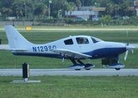 N1298G @ ORL - LC-42-550FG - by Florida Metal