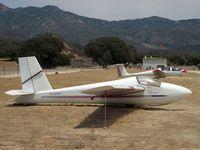 N126MH @ CL35 - Schweizer 1-26 Warner Springs, California - by Nick Lindsley