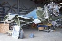 N4250Y @ KCNO - At Yanks Air Museum , Chino , California