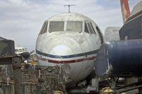 N40407 @ KCNO - At Yanks Air Museum , Chino , California