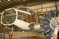 N46617 @ KCNO - At Yanks Air Museum , Chino , California