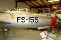 49-2155 @ KCNO - At Yanks Air Museum , Chino , California - by Terry Fletcher