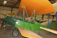 N7247 @ KCNO - At Yanks Air Museum , Chino , California