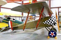 N39735 @ KCNO - At Yanks Air Museum , Chino , California