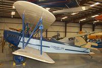 N136E @ KCNO - At Yanks Air Museum , Chino , California