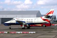 PH-KJB @ EHRD - British Aerospace BAe Jetstream 3108 [648] (Base Business Airlines) Rotterdam~PH 07/08/2006