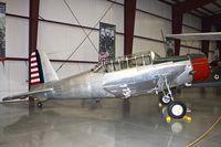 N4425V @ KCNO - At Yanks Air Museum , Chino , California