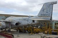 155644 @ KCNO - At Yanks Air Museum , Chino , California