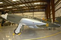 N90358 @ KCNO - At Yanks Air Museum , Chino , California