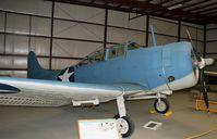 N4864J @ KCNO - At Yanks Air Museum , Chino , California