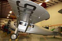 N6956 @ KCNO - At Yanks Air Museum , Chino , California