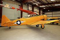 N43771 @ KCNO - At Yanks Air Museum , Chino , California