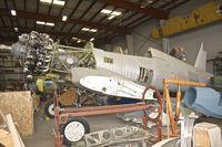 N47991 @ KCNO - At Yanks Air Museum , Chino , California
