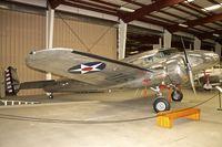 N93R @ KCNO - At Yanks Air Museum , Chino , California