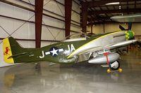 N74920 @ KCNO - At Yanks Air Museum , Chino , California