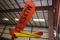 N647W @ KCNO - At Yanks Air Museum , Chino , California
