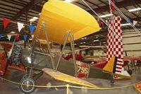 N795H @ KCNO - At Yanks Air Museum , Chino , California