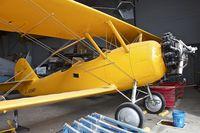 N45070 @ KCNO - At Yanks Air Museum , Chino , California