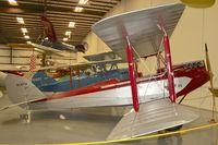 N917M @ KCNO - At Yanks Air Museum , Chino , California