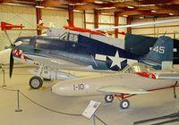 N9265A @ KCNO - At Yanks Air Museum , Chino , California