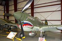 N40245 @ KCNO - At Yanks Air Museum , Chino , California