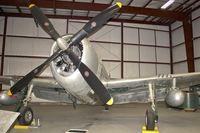 N3152D @ KCNO - At Yanks Air Museum , Chino , California