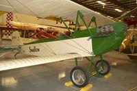 N8761 @ KCNO - At Yanks Air Museum , Chino , California