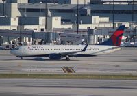 N3757D @ MIA - Delta 737-800