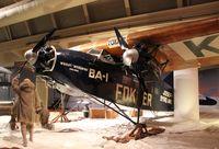 N4204 - Fokker F-VII at Henry Ford Museum