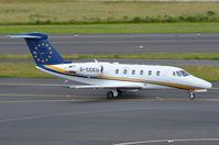 D-CCEU @ EDDL - Air Traffic Ce650 - by FerryPNL