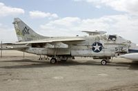 154538 @ KCNO - At Yanks Air Museum , Chino - by Terry Fletcher