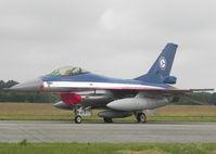 686 @ EHVK - Airforcedays , 14/15 June  2013 at Volkel AFB ; Norwegian AF  - by Henk Geerlings