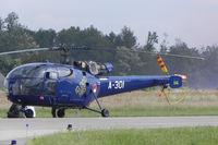 A-301 @ EHVK - Airforcedays , 14/15 June  2013 at Volkel AFB; spcl cs 10.000 hrs - by Henk Geerlings