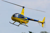 G-DCSE @ EGBT - being used for ferrying race fans to the British F1 Grand Prix at Silverstone - by Chris Hall