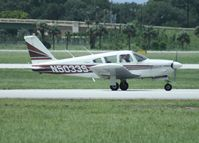 N5033S @ ORL - PA-28R-200