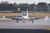 N5346J @ ORL - Cessna 340A