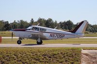N5705P @ ORL - PA-24-250