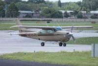 N6164N @ ORL - Cessna 210