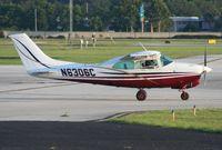 N6306C @ ORL - Cessna T210N