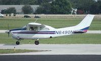 N6490N @ ORL - Cessna 210