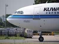 9K-AME @ LFPG - Kuwait at CDG T1 - by Jean Goubet-FRENCHSKY