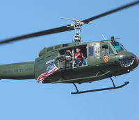 N503TW - Doing a flyby as part of the 4th of July Parade at Pleasant Hill, CA. - by Bill Larkins