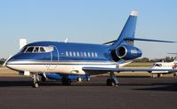 N8888 @ ORL - Falcon 2000 at NBAA