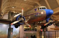 N21728 - DC-3 at Henry Ford Museum