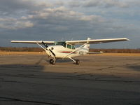 N123UC @ KDAN - Airplane on ramp at Danville Regional Airport, Danville, VA - by Ken Carlson
